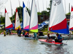 The St Edmundsbury Sailing & Canoeing Association's Season Preview