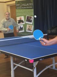 Fit Villages launches a new programme designed to engage more men in physical activity.