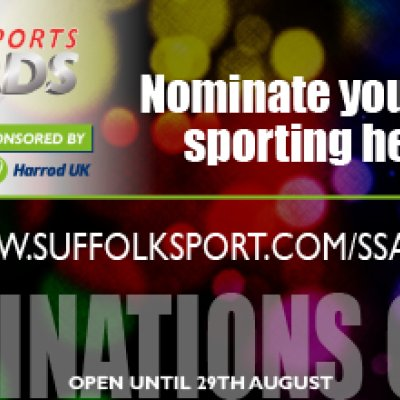 Winner of People's Choice Community Project Showcase at the Suffolk Sports awards is announced