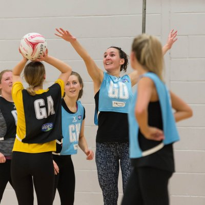 Young girls in Suffolk set to benefit from the launch of a new satellite netball club in Leiston
