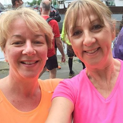Sandy and Julia: These Girls Can Run