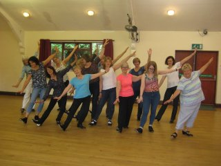Otley Tap Dance Group