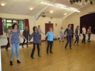 Ufford Tap Dance Group - Jane