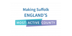 Making Suffolk England's Most Active County