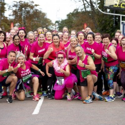 Places available for Great East Run challenge for inactive Suffolk residents