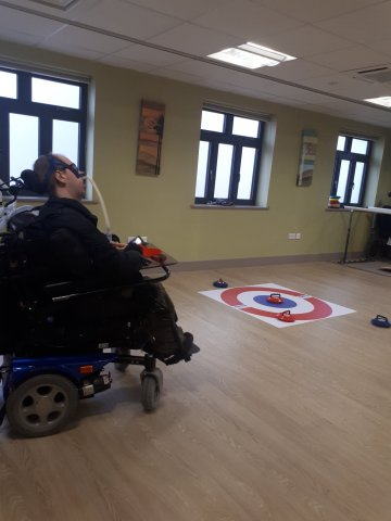 New multi-sports club set up at St Elizabeth Hospice to help young people with progressive illnesses stay active