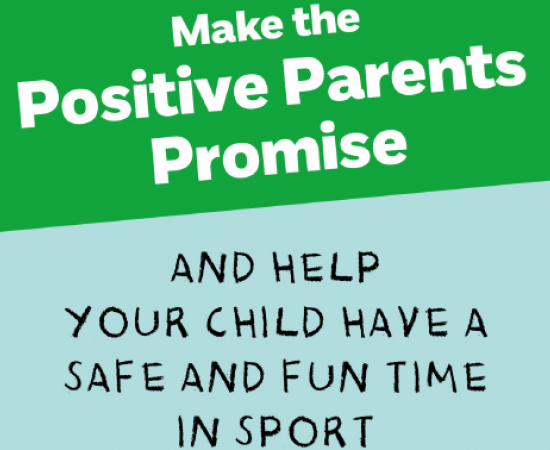 Help your child stay safe in sport