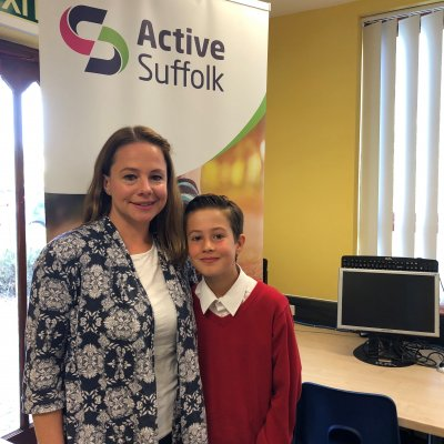 PARENTS IN SUDBURY PRIMARY PRAISING THE IMPACT OF THE ACTIVE SCHOOLS PROJECT