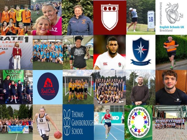 The shortlisted nominees for this years Suffolk Sports Awards are...