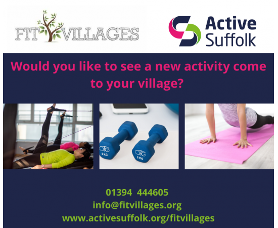 Would you like to see a new activity come to your village?