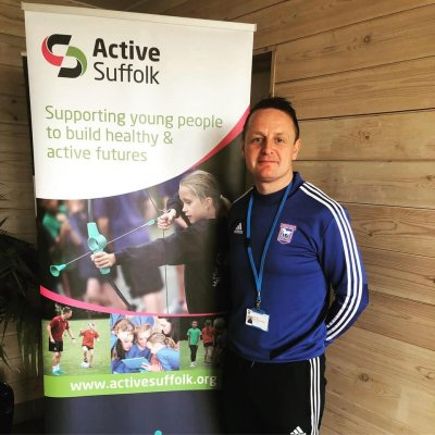 Ipswich Town Football Club teams up with Active Schools