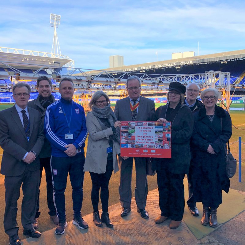 ITFC reward local workplace for participating in the latest physical activity challenge.
