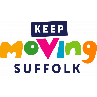 We are proud supporters of the Keep Moving Suffolk campaign
