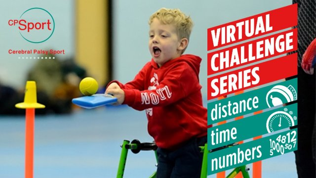 Cerebral Palsy Sport Virtual Challenge Series
