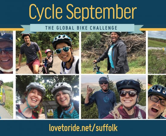 Cycle September returns to help make cycling the new normal