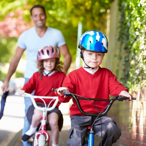 Suffolk residents are encouraged to consider active travel as they return to school and the workplace