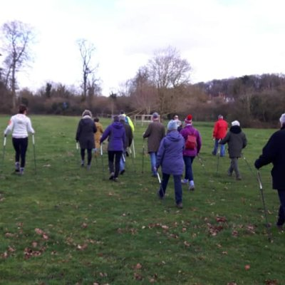 Fancy becoming a Health Walk leader?