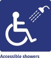 Image: Accessible Showers