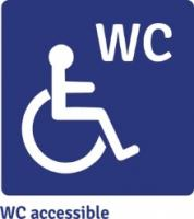 Image: Accessible WC