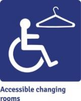 Image: Accessible Changing Rooms