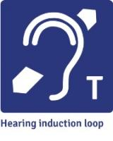 Image: Hearing Induction loop