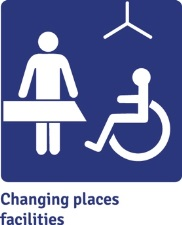 Changing places facilities