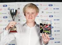 Image: Archant UK Young Sports Personality of the Year Award winner Jordan Catchpole