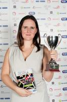 Image: Topcoach Academy Coach of the Year Award winner Emily Ison