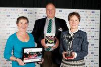 Image: South Suffolk Leisure Club of the Year Award winner Woolpit Cricket Club