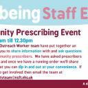 Community Prescribing Staff Event Icon