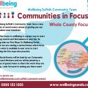 Communities in Focus Icon