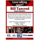 Bill Tancred - Guest Speaker Icon