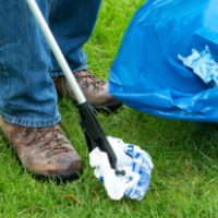 Active Volunteering- Community Litter Picking SOUTH