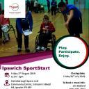 Ipswich SportStart Icon