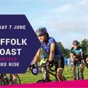 Suffolk Coast 100 Bike Ride Icon