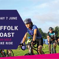 Suffolk Coast 100 Bike Ride
