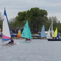 SESCA's RYA 'Discover Sailing' Club Open Day