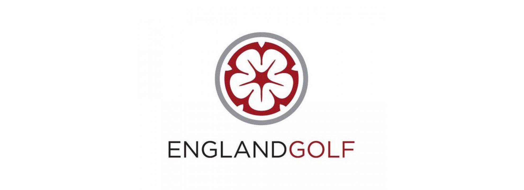 England Golf Trust Banner