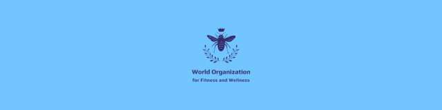 World Organization for Fitness and Wellness Banner
