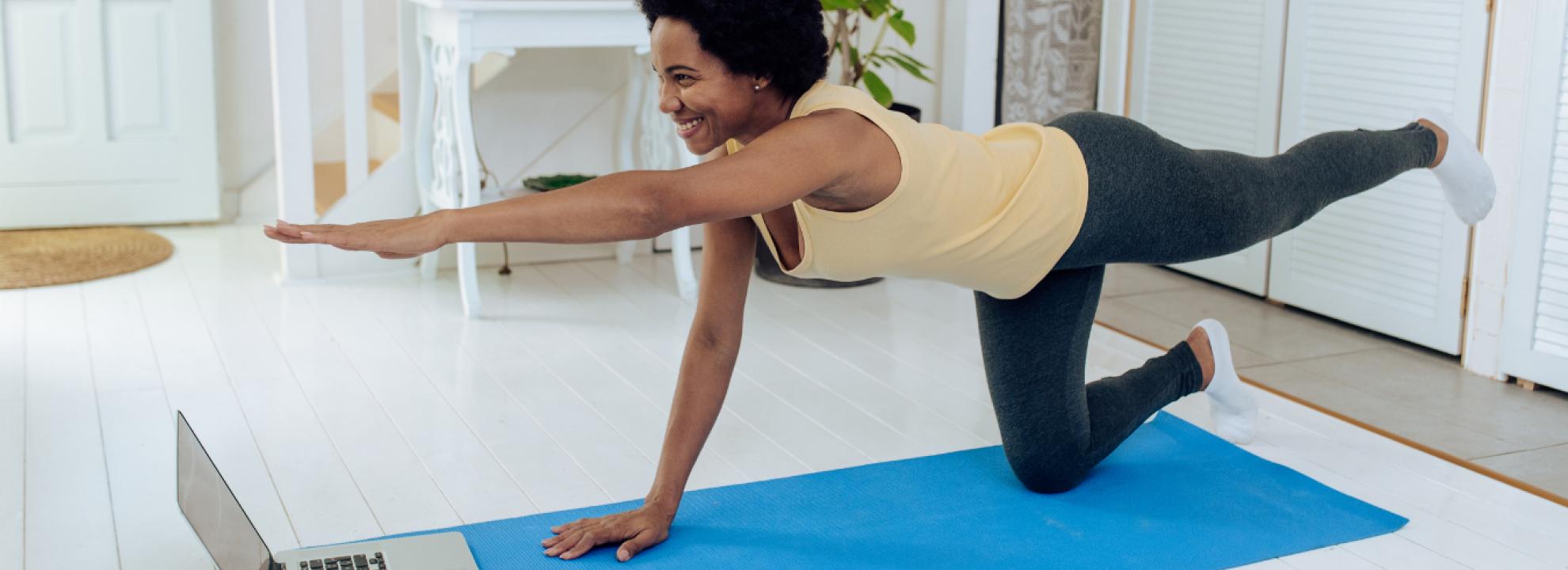 Yoga Flow Banner