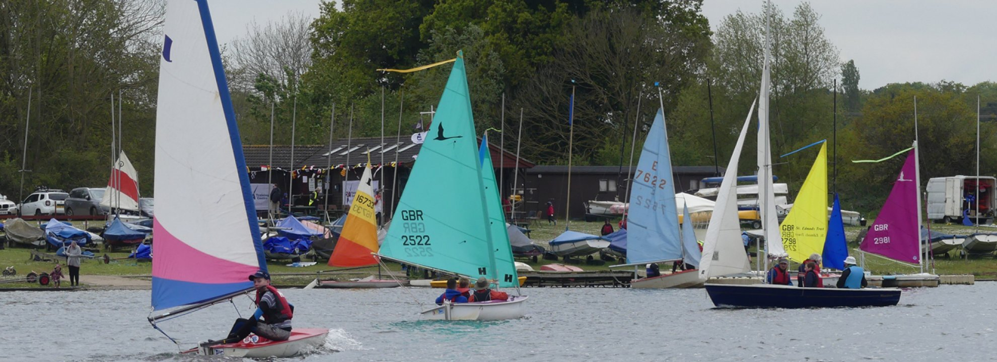 SESCA's Rescheduled RYA #DiscoverSailing Club Open Day Banner